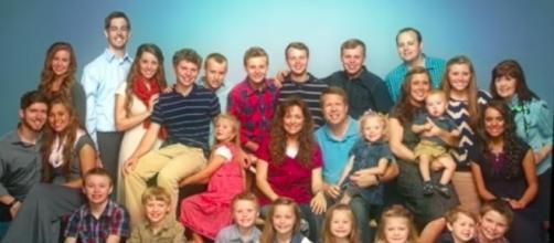 Duggar Family-Image by YouTube/Good Morning America