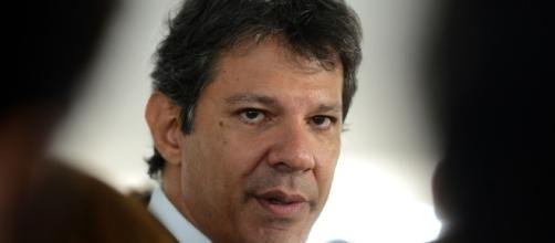 Fernando Haddad ganha força no PT.