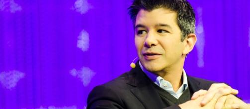 Former Uber CEO Travis Kalanick (Image Credit - Heisenberg Media/Wikimedia commons)