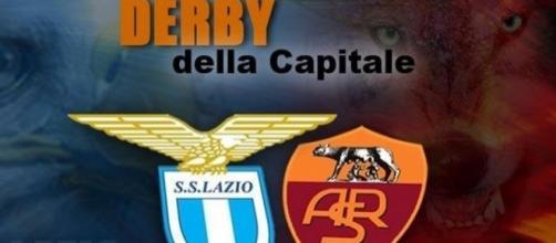 Il primo derby Roma - Lazio!!!