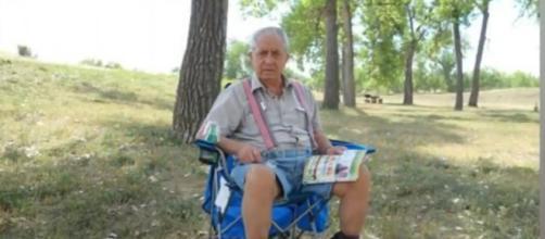 Isaak Komisarchik in an undated photo - YouTube/Mega News