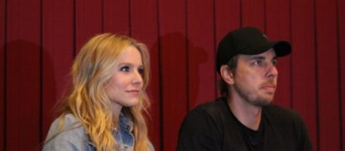 Kristen Bell and Dax Shepard ravend via Flickr