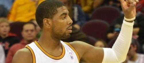 Kyrie Irving reportedly mentioned the Los Angeles Clippers as his preferred destination - Erik Drost from United States via Wikimedia Commons