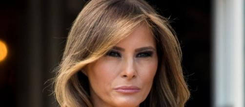 Melania Trump called out by legendary singer for 'always' looking ... - aol.com