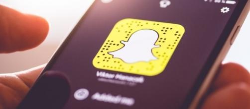 Snapchat platform / Photo via Perzonseo Webbyra, Flickr