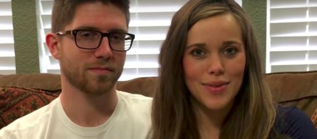 Ben Seewald and Jessa Duggar--Image by TLC/YouTube