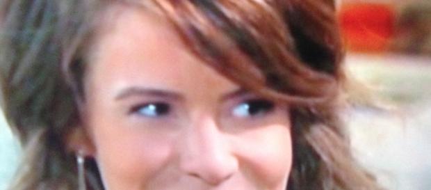 Caroline Spencer. Screen shot. Cheryl Preston.