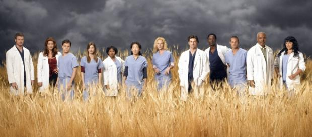 Grey's Anatomy Season 14/ Athena LeTrelle via Flickr