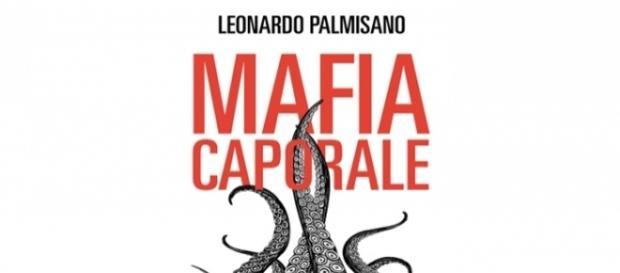 """Immagine di copertina, libro """"Mafia Caporale"""""""