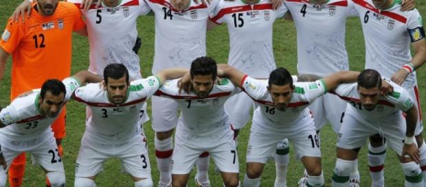 Iranian soccer players condemned after playing against Israeli ... - jpost.com