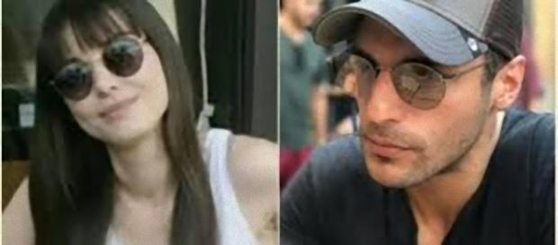 Ozge Gurel e Serkan Cayoglu: un premio inaspettato per i due attori.