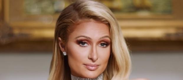 Paris Hilton defends Donald Trump against sexual assault accusers/Photo via W Magazine, YouTube