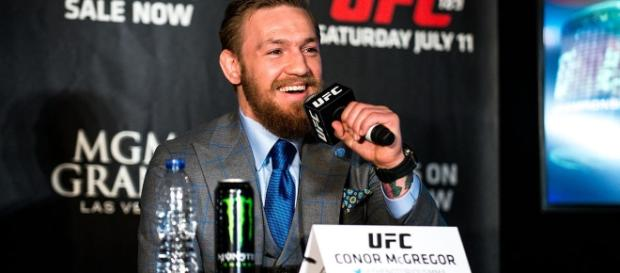 Conor McGregor does have a chance in the ring. [Image via Andrius Petrucenia/Wikimedia Commons]