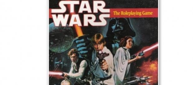 'Star Wars' Role Playing Game Book via Wookiepedia