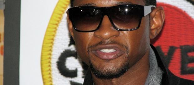 Usher [Image via David Berkowitz via Flickr]