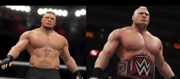 'WWE 2K18' latest gameplay trailer with life-like visuals released(WWE 2K /YouTube Screenshot)