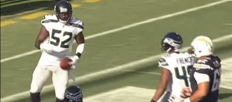 Carson's first touchdown, Youtube, NFL channel https://www.youtube.com/watch?v=4G-2yKNx-qE