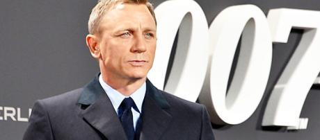 Daniel Craig, James Bond- (Wikimedia Commons/www.GlynLowe.com)