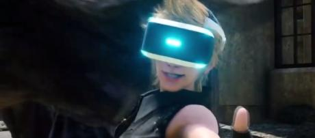 Final Fantasy XV VR Experience Reveal Trailer [E3 2016] - Play as Prompto [HD] - YouTube/Shadow of Moon