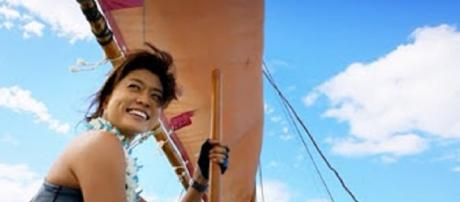 "Grace Park took ""Hawaii Five-O"" fans on memoable adventures through seven seasons, and they show love for the star. Screencap Tintorera/YouTube"