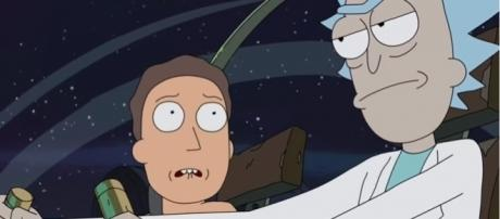 """Jerry in an adventure with Rick in """"Rick and Morty"""" Season 3 Episode 5. (Photo:YouTube/Rick & Morty)"""