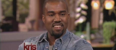 Kanye West - ODE/YouTube Screenshot