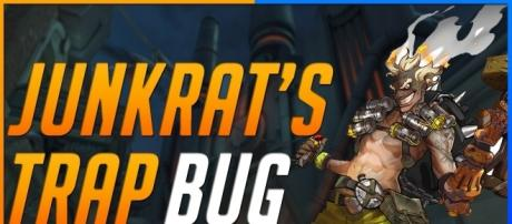 'Overwatch' Junkrat trap bug experienced in Deathmatch game mode(Time To Grind/YouTube Screenshot)