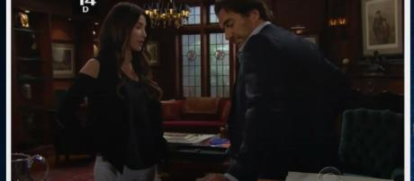 """The Bold and the Beautiful"" spoilers reveal that Sheila will cause chaos in the lives of Eric and Quinn. Image via YouTube/Azevedo Evelyn Santos"