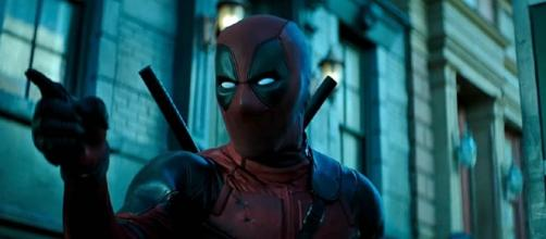 """A stuntwoman has died on the set of """"Deadpool 2"""" while performing a motorcycle stunt [Image: YouTube/ JoBlo Movie Trailers]"""