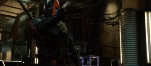 Arrow vs Deathstroke HD - YouTube/Dr Atom