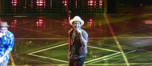 Bruno Mars concert slgckgc via Flickr