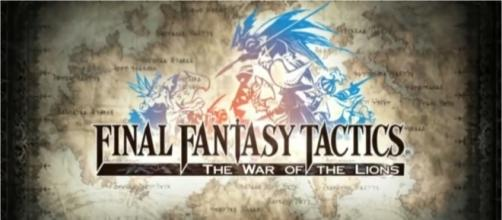 """Check out the classic review of """"Final Fantasy Tactics"""" - YouTube/スクウェア・エニックス"""
