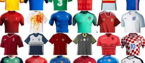 Dalla più bella alla più brutta. Ecco tutte le maglie di Euro 2016 ... - corriere.it