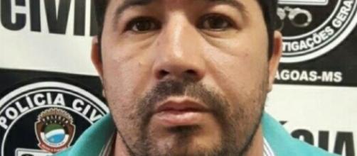 David Pereira da Costa foi preso por falso sequestro e violação de medida protetiva