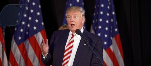 Donald Trump / Photo via Michael Vadon, Flickr
