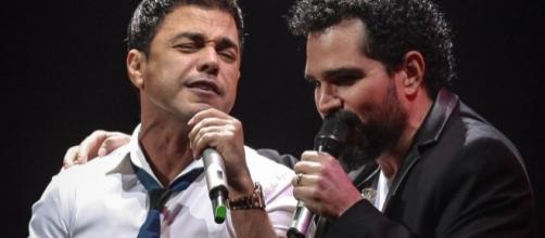 Dupla sertaneja Zezé Di Camargo & Luciano