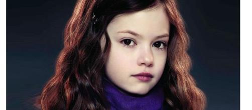Ela cresceu e ficou linda ( Foto - Reprodução )