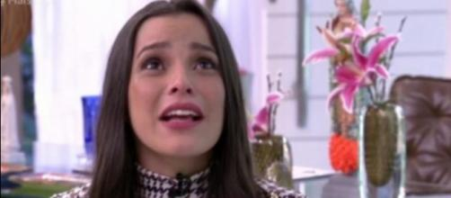 Emilly Araújo, ex-BBB, entra de penetra na festa de Tatá Werneck e história vaza para a internet