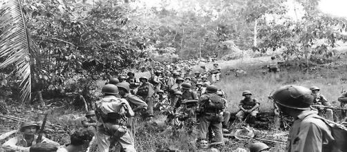 ¿Fue utilizado el euskera para encriptar mensajes durante la batalla de Guadalcanal?