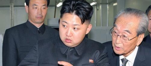 Il presidente della Corea del Nord, Kim Jong-un