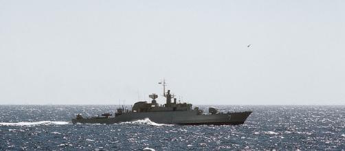 Iranian Alvand Class Frigate (US Department of Defenses wikimedia)
