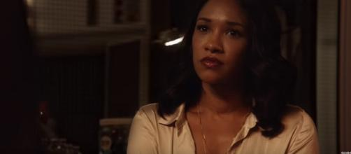 "Iris leads Team Flash in Barry's absence in ""The Flash"" Season 4. (Photo:YouTube/The CW)"