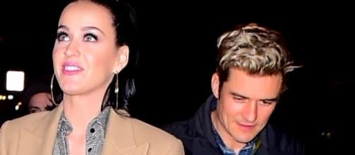 Katy Perry, Orlando Bloom - YouTube screenshot   Entertainment Tonight/https://www.youtube.com/watch?v=eeO53Tr4p9c