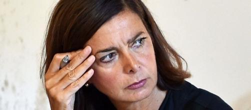Laura Boldrini tuona contro le offese gratuite sui social network - supereva.it