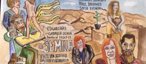 La Semilla, en el Granero hasta el 15 de octubre 2017.