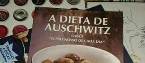 Livro sobre a dieta de Auschwitz causa revolta.