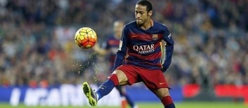 Neymar se fue a Francia. Foto cortesía FCBarcelona.es