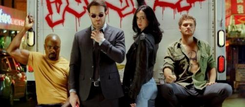 ''Os Defensores'' se reúnem em primeiro trailer da série