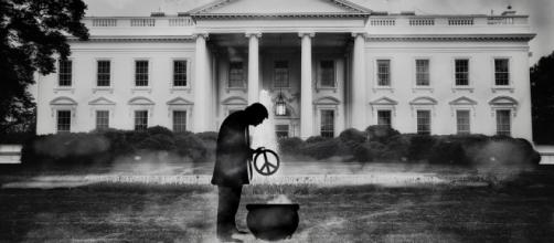 Trump's bad intentions shows he doesn't want peace at White House / [Image by Lorie Shaull via Flickr, CC BY-SA 2.0]