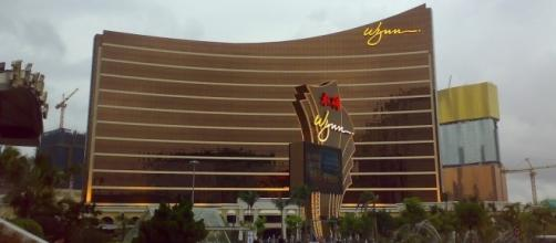 Wynn casino in Macau that Trump brand wants to take over. / [Image by Adam F via Flickr, CC BY 2.0]